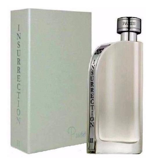 Perfume Insurrection Pure Reyane Tradition Edt 90ml Masc