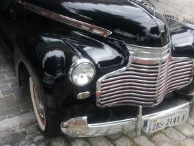 Chevrolet/gm 1941 Placa Preta