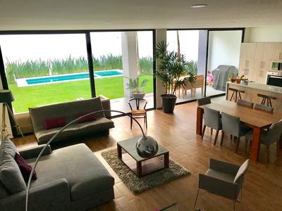 Casa Nueva En Fraccionamiento Vista Hermosa