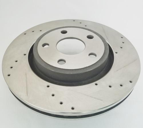 Gran Cherokke 05 Al 10 Discos De Frenos Perforados Biselado