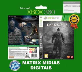 Dark Souls 2 Xbox 360 Original-mídia Digital