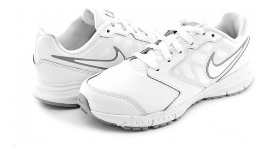 Tenis Escolar Nike 832883 100 White/white-black-wolf Grey Ni
