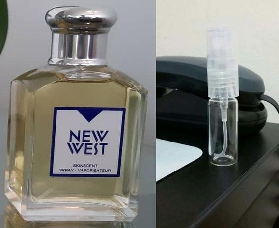 Amostra Decant Perfume Aramis New West - 5ml