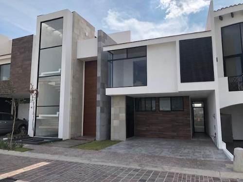 Casa En Renta 4 Recamaras Toscana Lomas De Angelopolis Puebl
