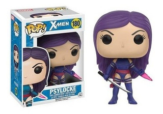 Funko Pop! Marvel X-men Psylocke - Funko Pop