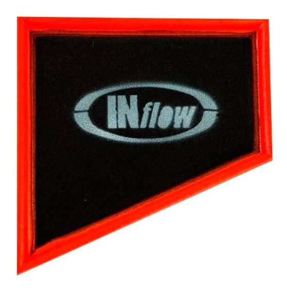 Filtro Esportivo De Ar Inflow Volkswagen Gol 1.6 G5 G6