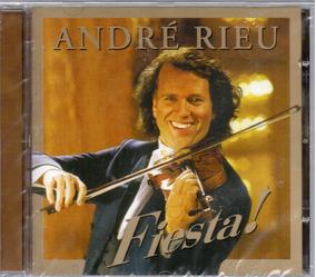 Cd Andre Rieu Fiesta! Open Music U-