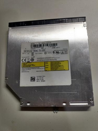 Drive Leitor Gravador Dvd Notebook Dell Inspiron N4030