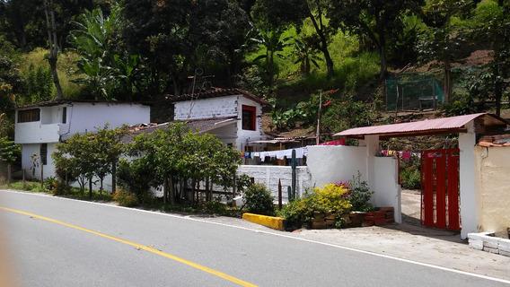Casa Con Terreno Para Construir En Barbosa