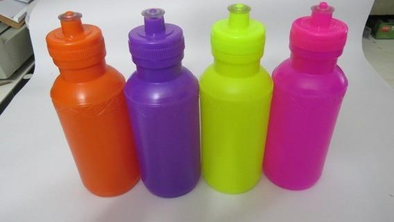 50 Squeeze Color Neon Plastico 500 Ml