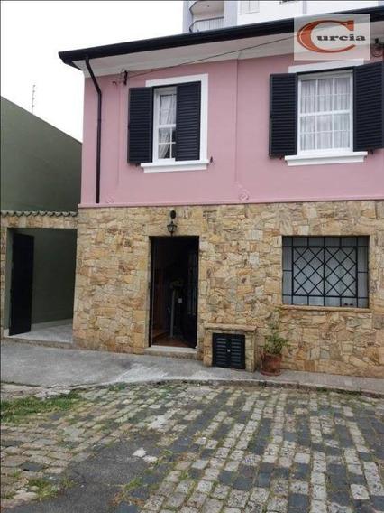 Sobrado Residencial À Venda, Cambuci, São Paulo. - So0346