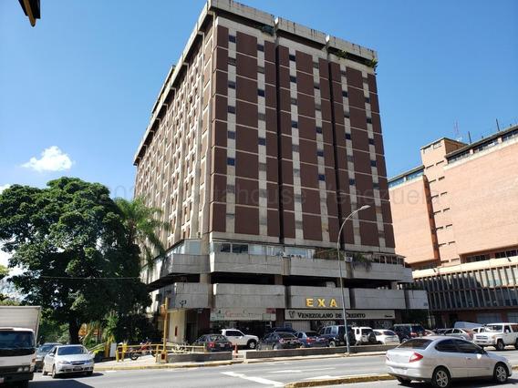 Oficina En Alquiler El Rosal, Chacao #21-4165 Cb