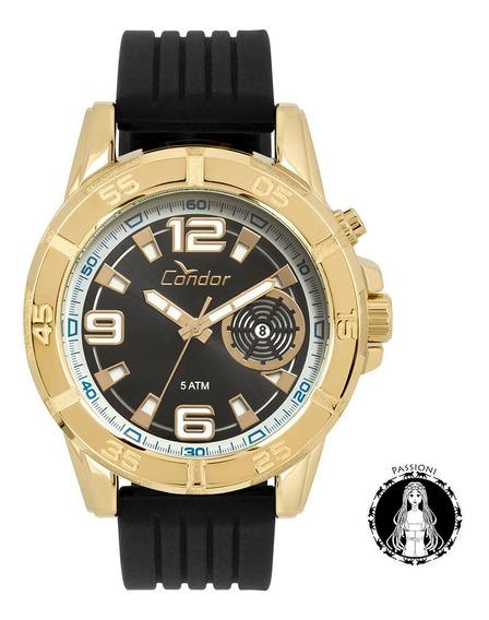 Relógio Condor - Co2317ac/2p C/ Nf E Garantia O