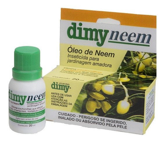 Oleo De Neem Dimy 20 Ml