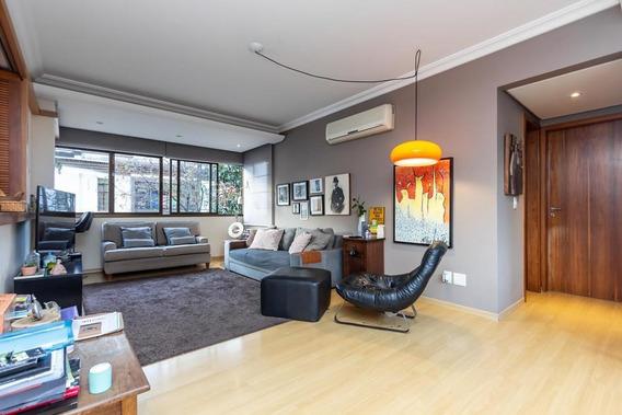 Apartamento Em Mont Serrat Com 2 Dormitórios - Rg6096