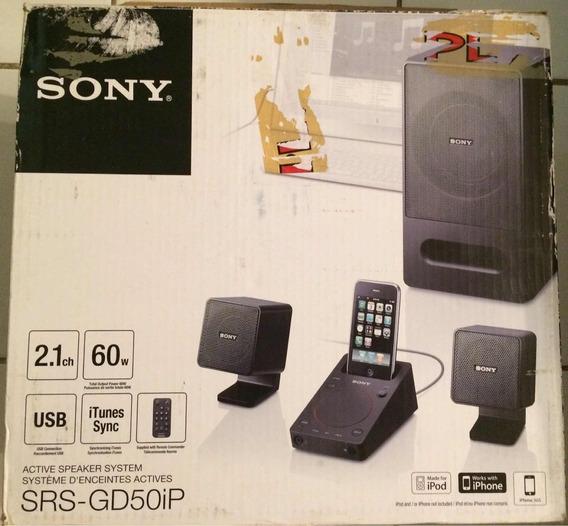 Sistema De Sonido, Sony Para iPod