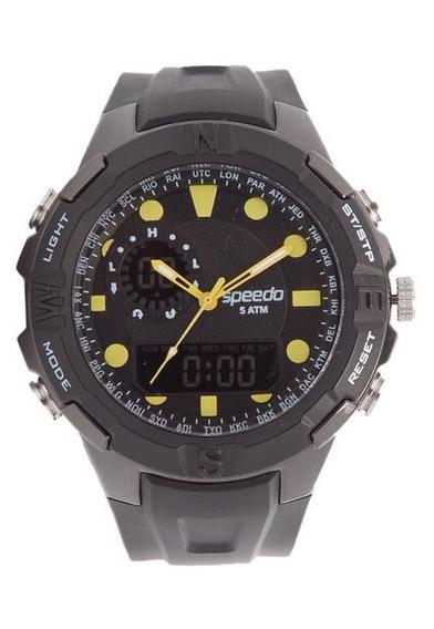 Relógio Speedo Masculino Anadigi 81102g0eknp3