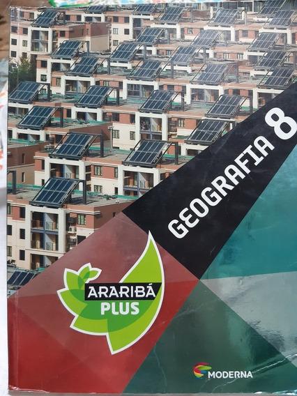 Geografia 8 Araribá Plus