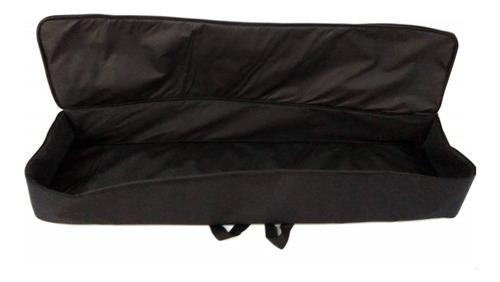 Capa Bag De Transporte Forte P/ Piano Digital Tam. 134x34x16
