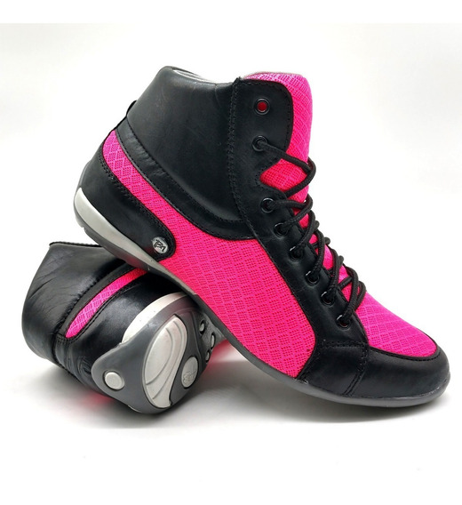 Tênis Bota Botinha Feminina Fitness Treino Crossfit 230