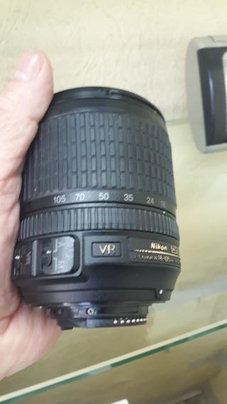 Lente Nikon 18-105 Vr