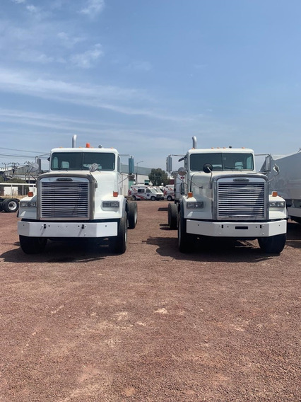 Freightliner Fld 120 Modelos 2005 Chasis Cabina Torton 6x4
