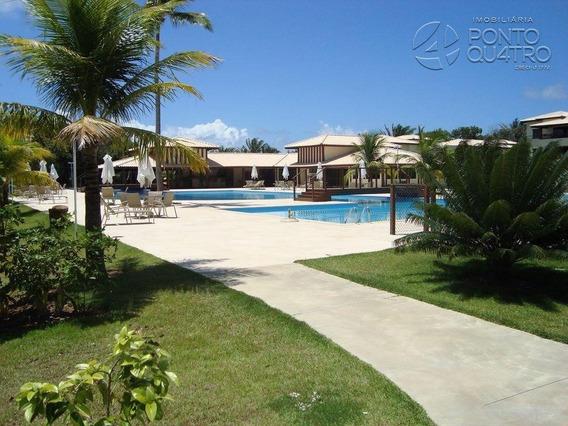 Casa Em Condominio - Guarajuba - Ref: 4931 - V-4931