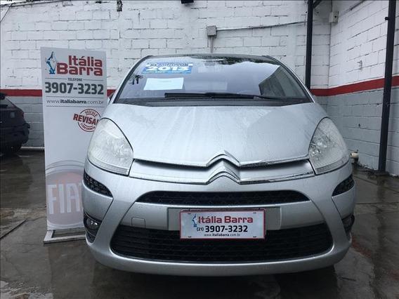 Citroën C4 Grand Picasso C4 Picasso Glx 2.0 Flex