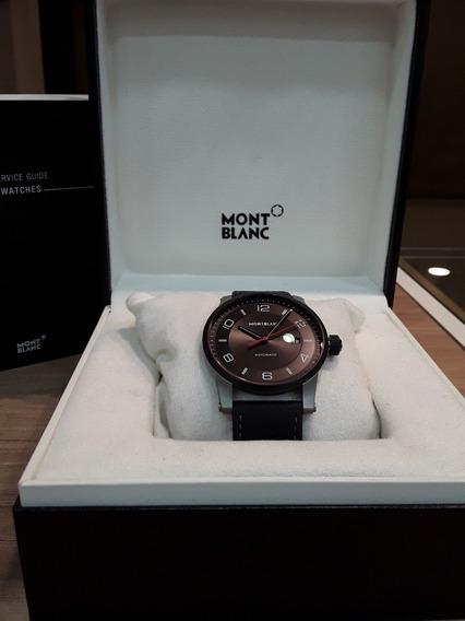 Relógio Montblanc Timewalker Date Automatic