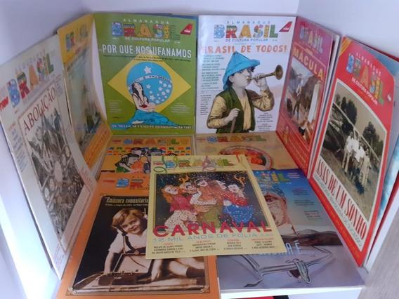 Revistas Almanaque Brasil De Cultura Popular