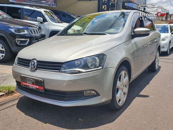 Volkswagen Voyage Evidence 1.6 Prata 2015