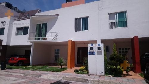 Casa En Venta En Residencial San Jose A 2 Minutos De La Udlap