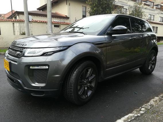 Land Rover Evoque Landmark Edition