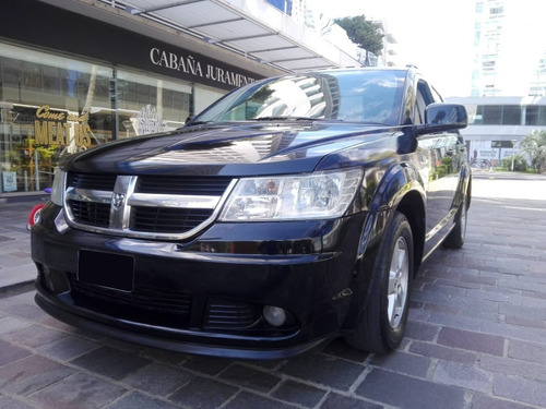 Dodge Journey 2.4 Sxt At 3 Filas + Dvd + Techo