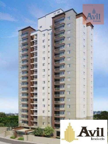 Cobertura Com 3 Dormitórios, 104 M² - Venda Por R$ 700.000,00 Ou Aluguel Por R$ 4.000,00/mês - Chácara Belenzinho - São Paulo/sp - Co0108