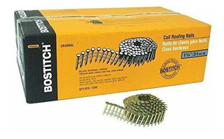 7200 Clavos Bostitch Cr3dgal 1-1 / 4-inch Smooth Shank 15 P