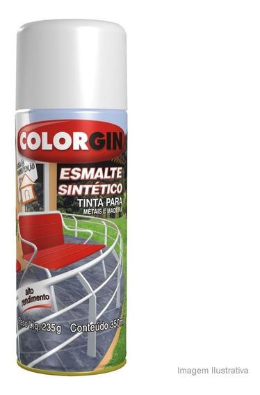 Tinta Spray Esmalte Alto Brilho Verde Folha 350ml Sherwin Williams Sherwin Willians