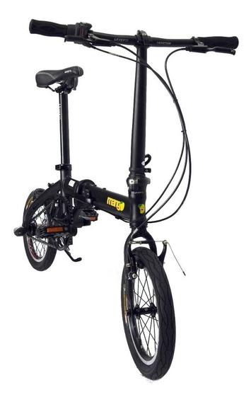 Bicicleta Plegable Mango Bike Modelo Zee En Zun Iii