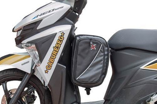 Bolsa Mochila Central Scooter Yamaha Crypton Nova Max Hull