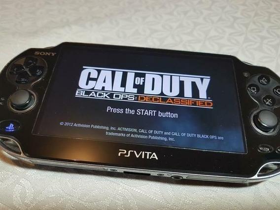 Psvita Desbloqueado+cartão De 64gbs+garantia+muitos Jogos!
