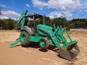 Retro Excavadora 580 N 4x4 2013