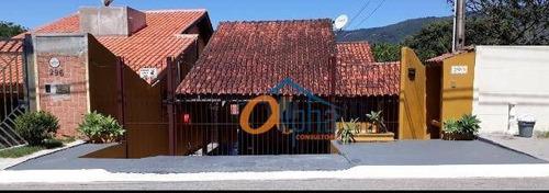 Casa Com 4 Dormitórios À Venda, 290 M² Por R$ 650.000,00 - Jardim Paulista - Atibaia/sp - Ca0127