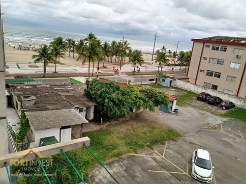 Imagem 1 de 11 de Kitnet À Venda, 31 M² Por R$ 130.000 - Canto Do Forte - Praia Grande/sp - Kn0153