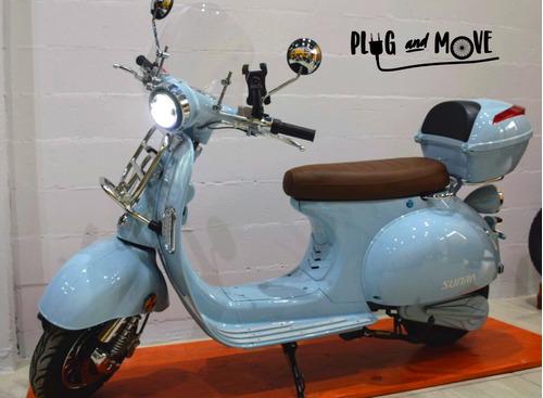 Sunra Vintagenew 3000w Litio Patentable Cuotas De $ 20.833.-