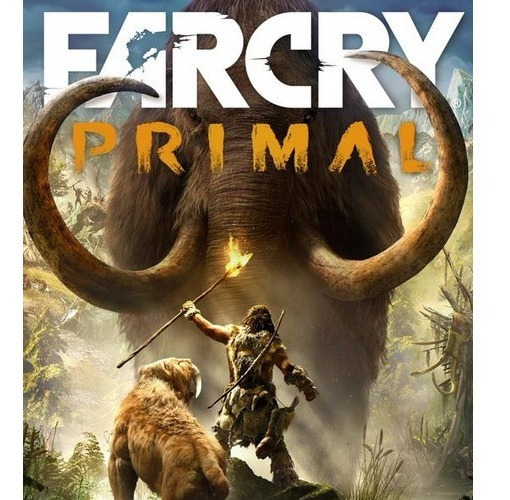 Far Cry Primal-pc-dvd- (midia Fisica)