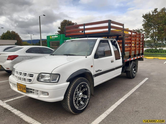 Chevrolet Luv Tfr Estacas 2300cc 4x2