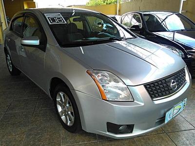 Nissan Sentra 2.0 S 16v Gasolina Manual 2008