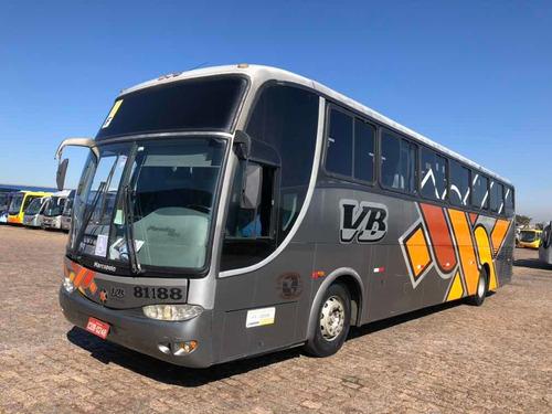 Ônibus Rodoviário Marcopolo G6 1200 O500rs Completo 2008