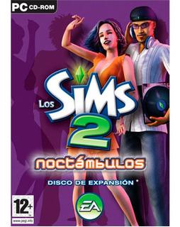 Los Sims 2 Noctámbulos Expansión Pc