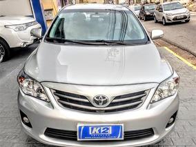 Toyota Corolla 2.0 Xei 16v Flex 4p Automático 2012/2013